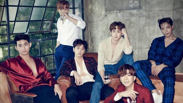 2PM akan Comeback Di Bulan September Dengan Album Baru