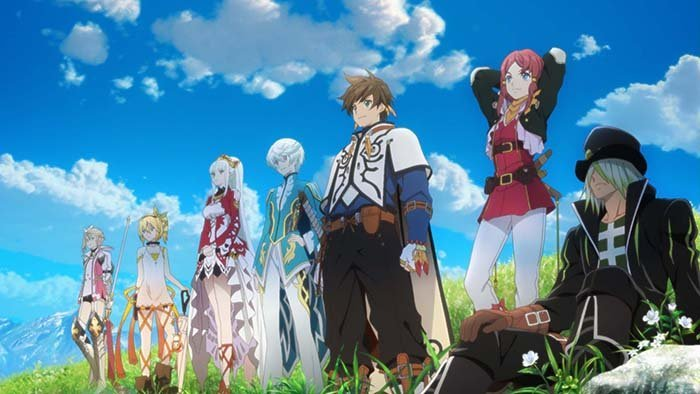 Sakuranime, Tales of Zestiria the X