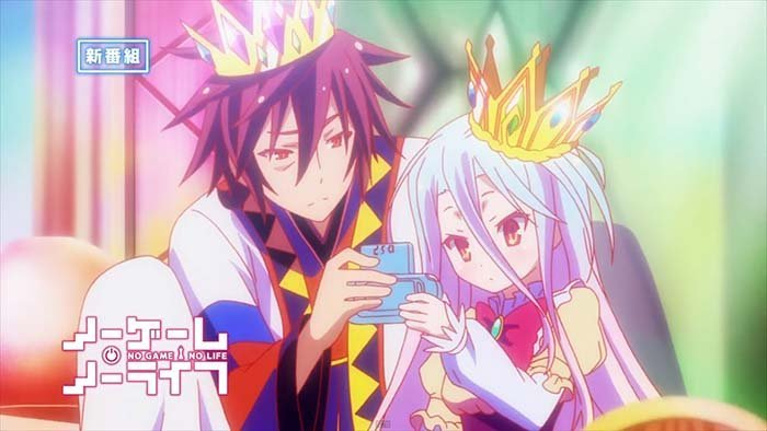 Sakuranime, No Game No Life