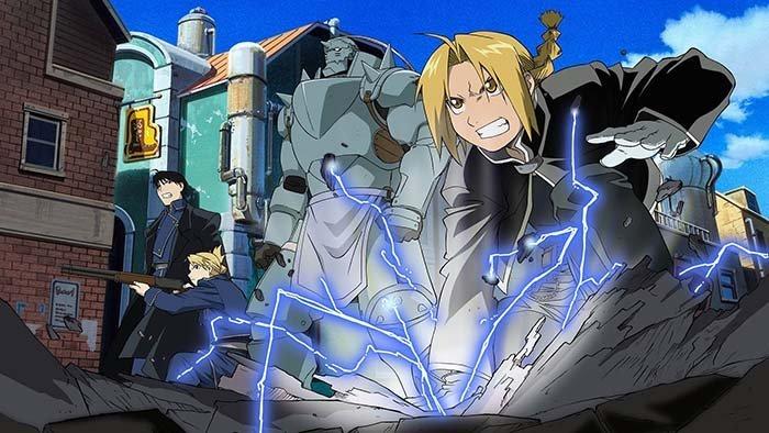 Sakuranime, Fullmetal Alchemist: Brotherhood
