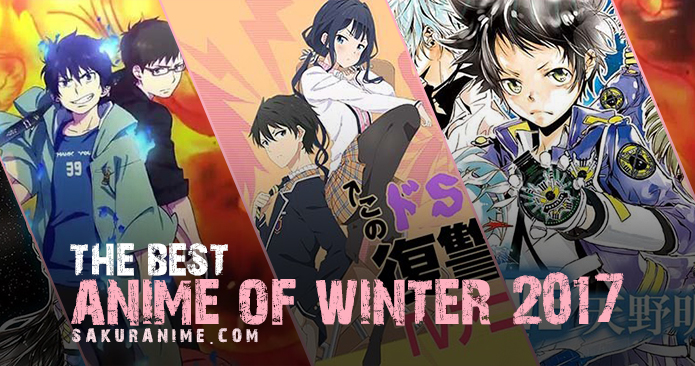 Anime Winter 2017 Terbaik